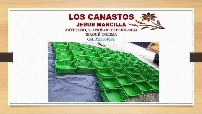 CANASTAS JESUS MANCILLA LOS CANASTOS. 30 AÑOS DE EXPERIENCIA.