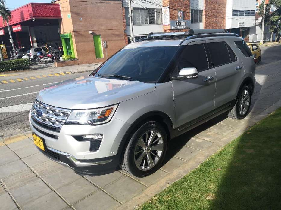 <strong>ford</strong> Explorer 2018 - 24000 km