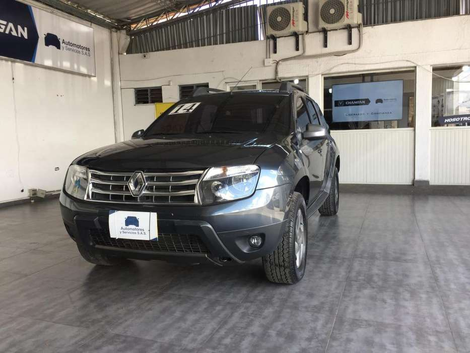 Renault Duster 2014 - 81000 km