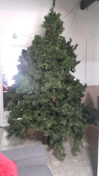 Árbol de Navidad Importado 2.60 mts