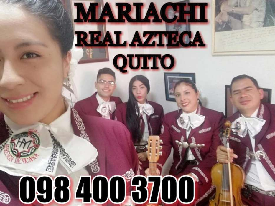 Serenata Mariachis Quito 0984003700