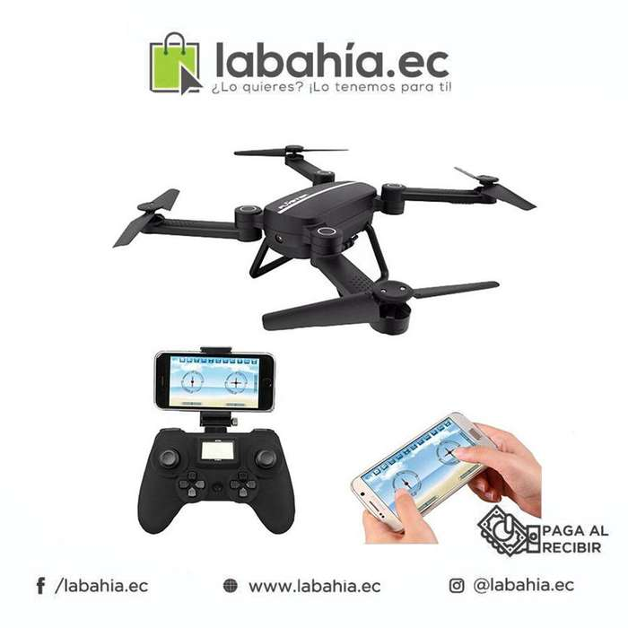 Mini Drone SkyHunter Flyster con Camara HD 720p