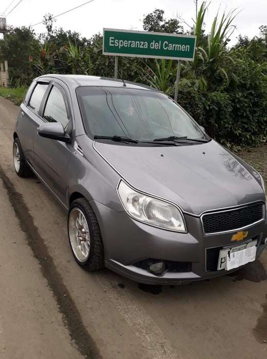 Chevrolet Aveo 2011 - 0 km