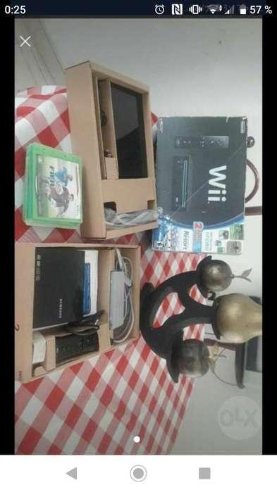 Wii en Perfecto Estado 10/10
