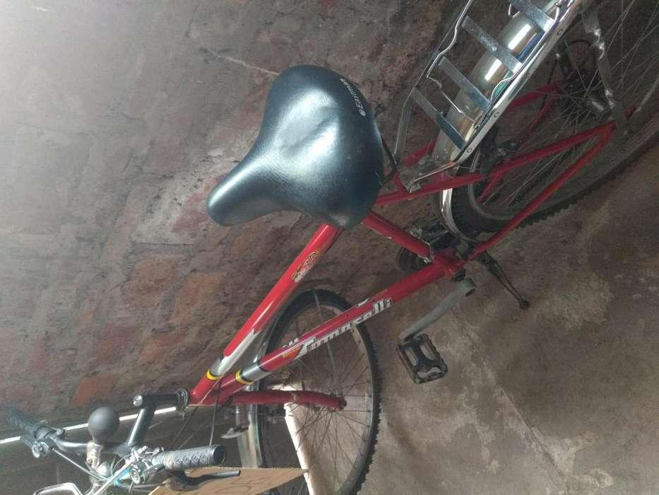 Vendo bici nica mano