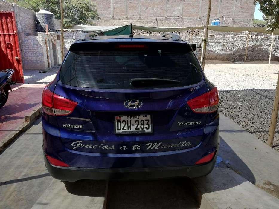 Hyundai Tucson 2012 - 100585 km