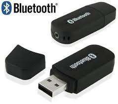Nano Receptor Bluetooth USB para Carro Automovil Celular Smartphone Laptop