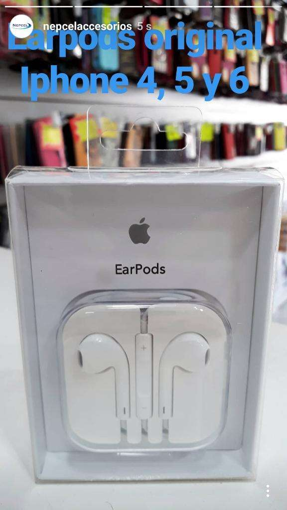 Earpods iPhone Original