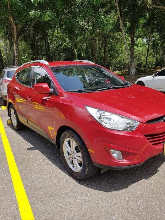 Hyundai Tucson ix-35 2011 - 59500 km