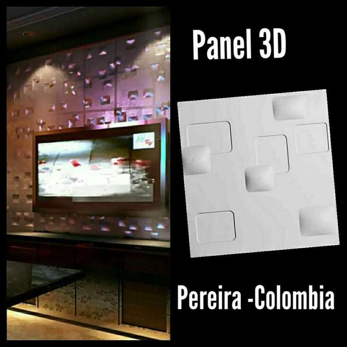 Paneles Decoraticos 3d