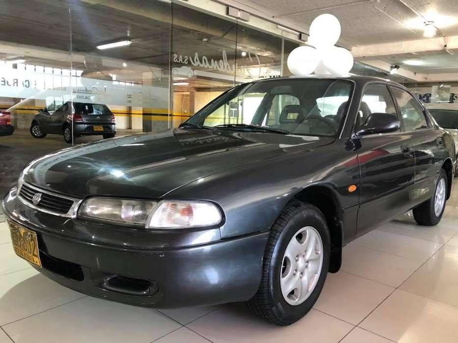 Mazda Matsuri 1994 - 145000 km