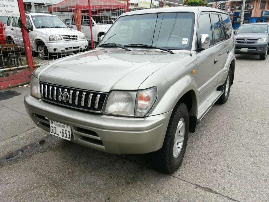Toyota Land Cruiser 2006 - 210000 km