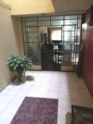 Departamento tres dormitorios,160 m2., primer piso,con estacionamiento.