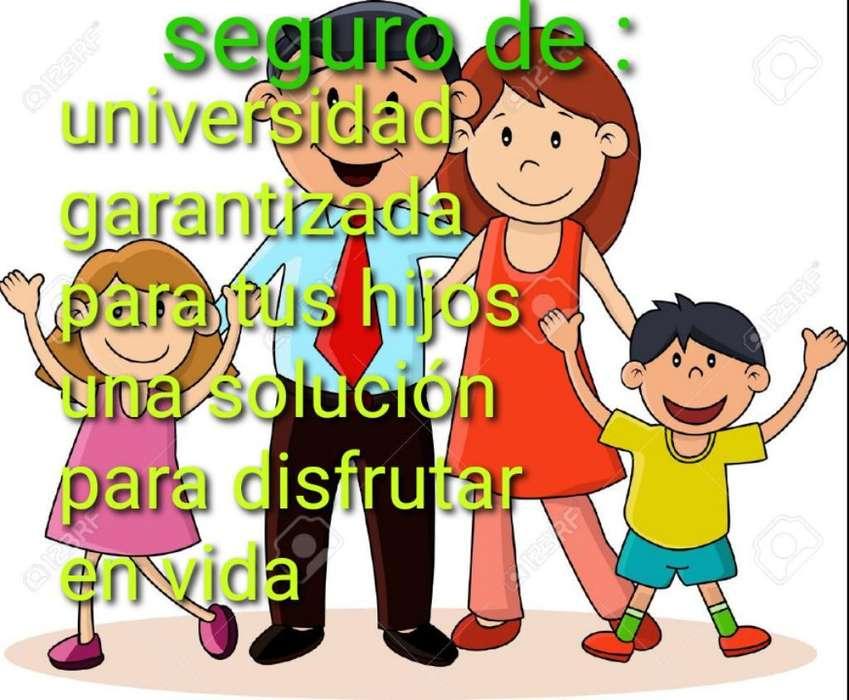 Seguro Universidad Garantizada
