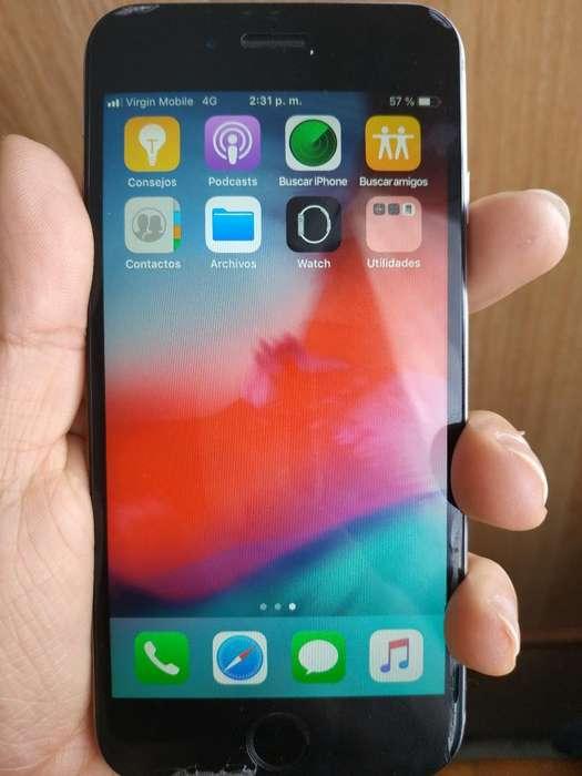 iPhone 6 64 Gb Factura Libre Ganga