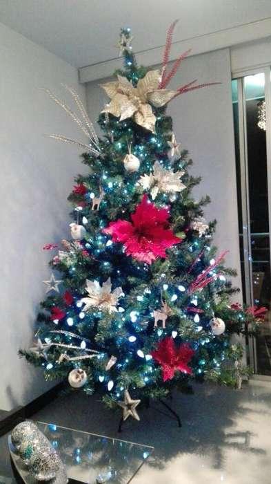 Arbol de Navidad 230cm