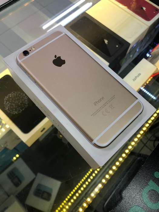 iPhone 6 32 Gb Garantia en Apple