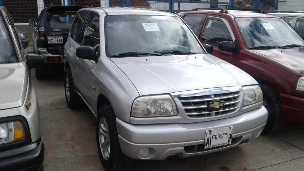 Chevrolet Grand Vitara 2003 - 138906 km