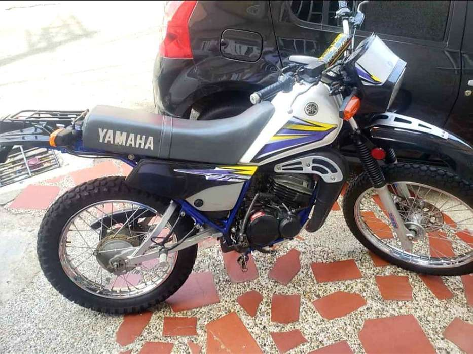 <strong>yamaha</strong> Dt 125 93 Solo Matricula Medellin