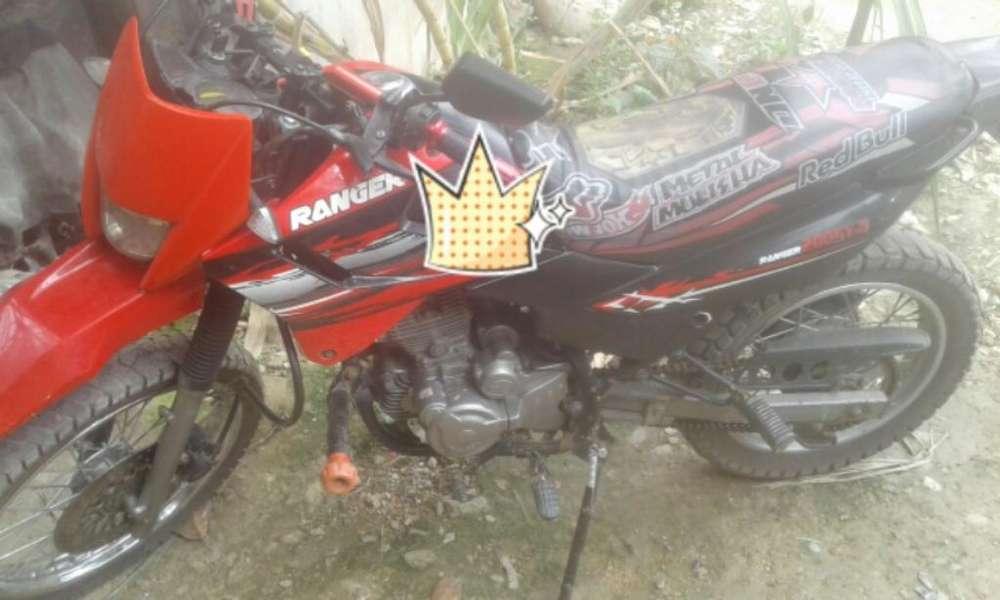 Moto Ranger Cc 200