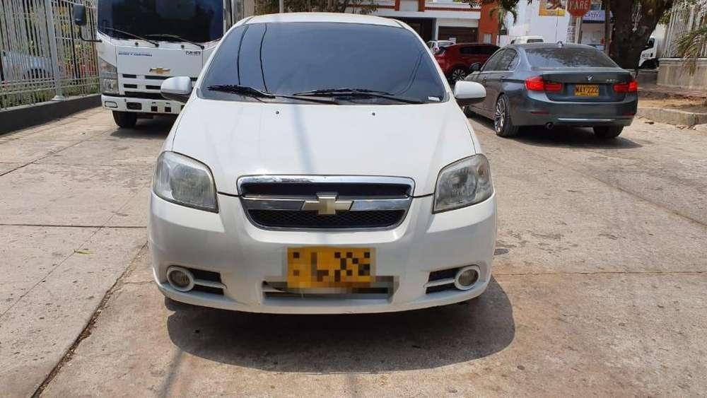 Chevrolet Aveo Emotion 2012 - 130000 km