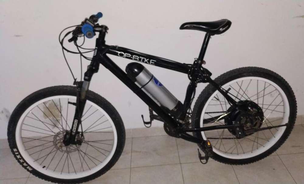 Bicicleta Electrica Todo Terreno