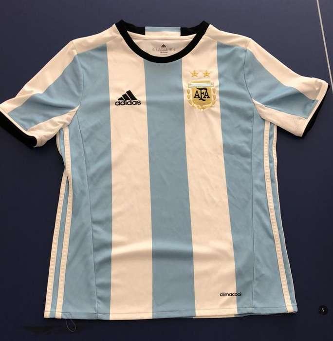 Camiseta Adidas Argentina Tallal Niños