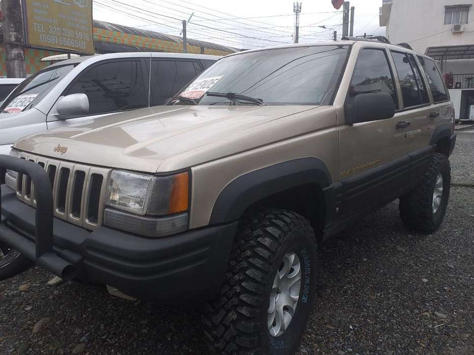 <strong>jeep</strong> GRAND CHEROKEE 1997 - 220000 km