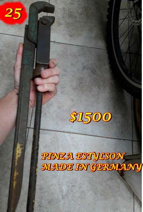 pinza stylson made in germany