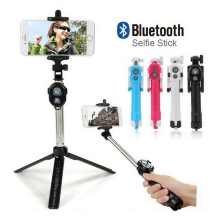 Trípode Selfie con Bluetooth