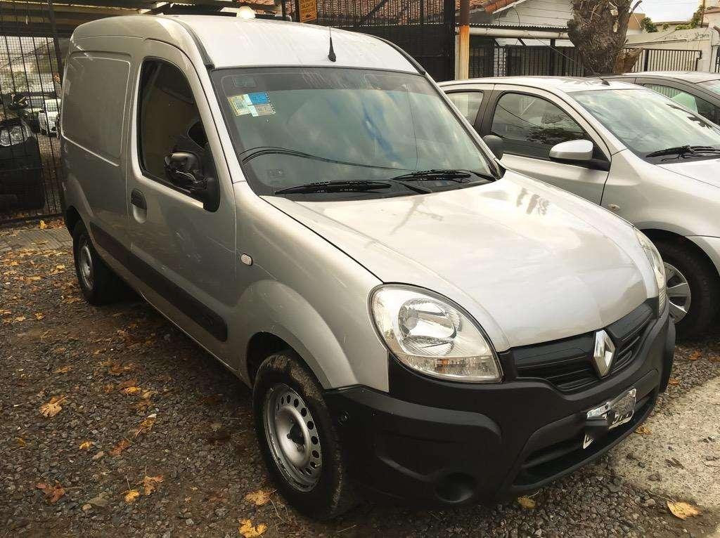 Renault Kangoo Furgon con Gnc 2014