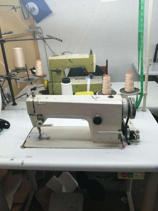 Maquina Recta Industrial
