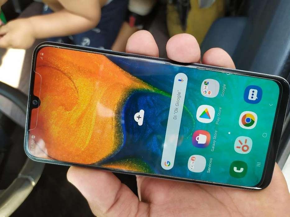 Vendo Samsung A30 Libre 4g Impecable