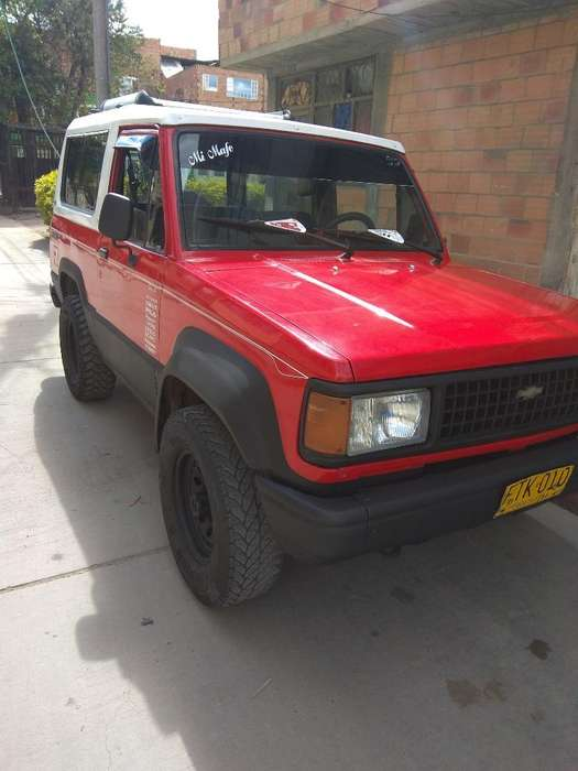 <strong>chevrolet</strong> Trooper 1989 - 155555 km