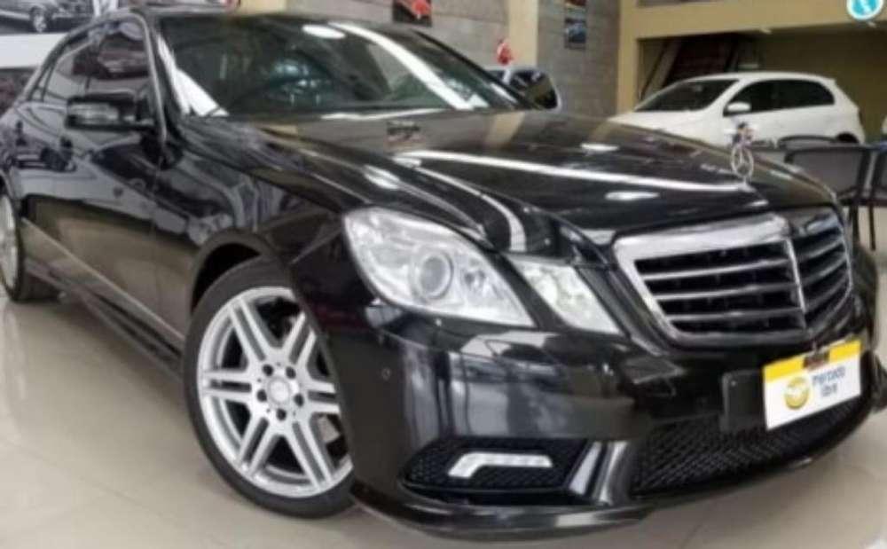 Mercedes-Benz Clase E 2010 - 90000 km