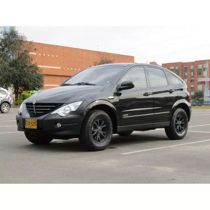 Ssangyong Actyon 2008 - 130000 km