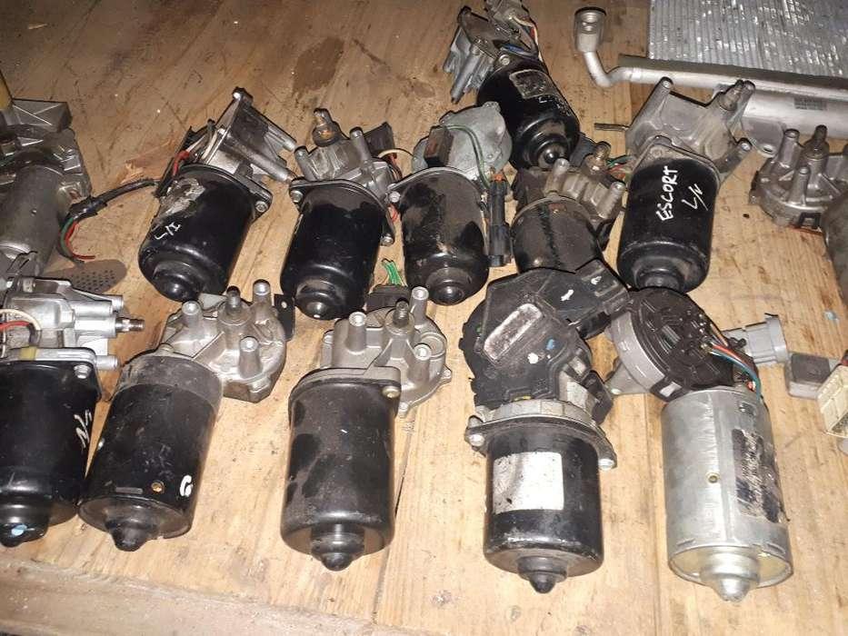 Motor Limpiaparabrisas Todos Los Modelos