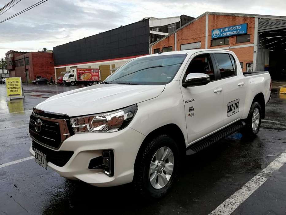 Toyota Hilux 0km 2020