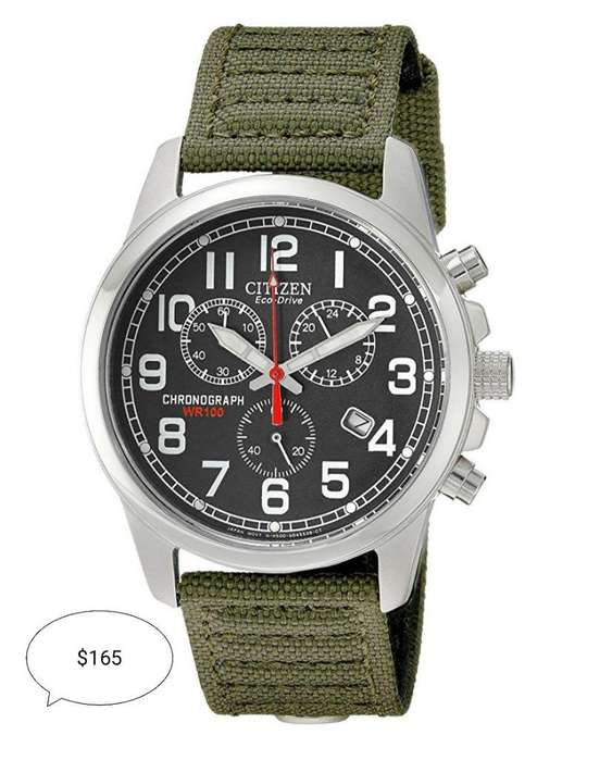 Reloj Citizen Eco Drive