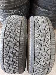Cubiertas 265  65 R 17 Pirelli
