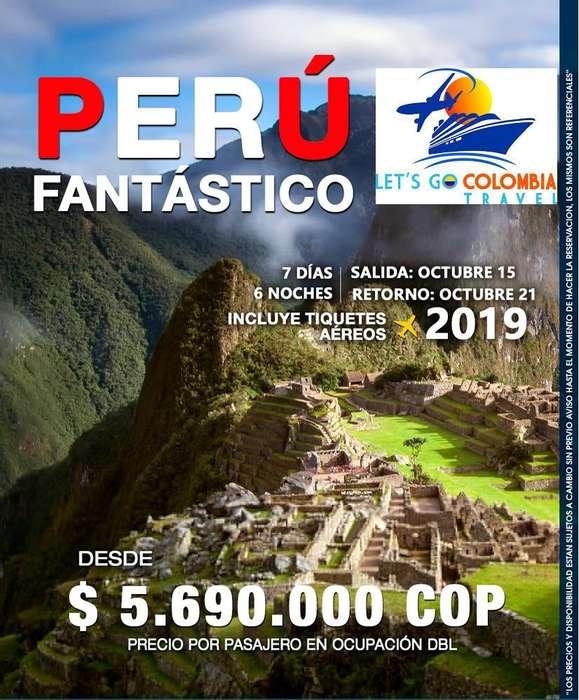 Perú Fantastico
