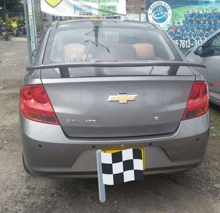 Chevrolet Sail 2016 - 50000 km