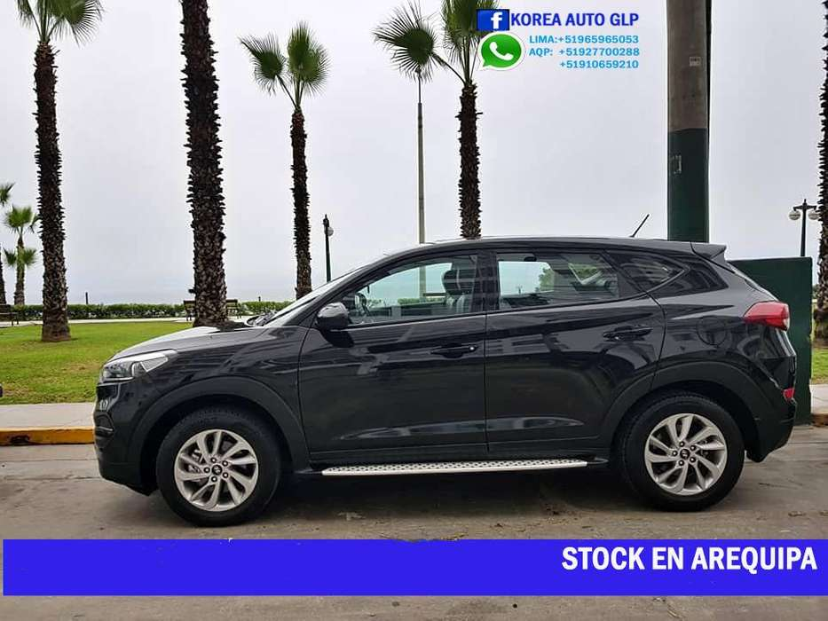 Hyundai All New Tucson 2016 - 41000 km