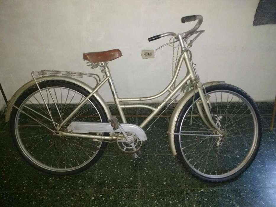 Bicicleta Antigua Marca Olimpia