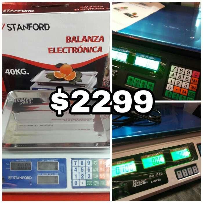Balanza 40kilos (nuevas)