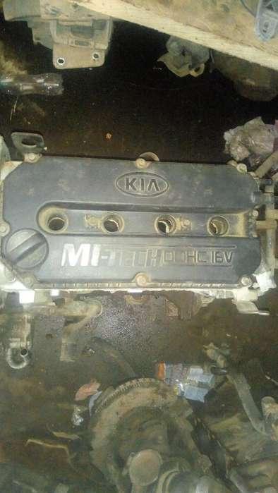 Motor de Kia Rio 1.6