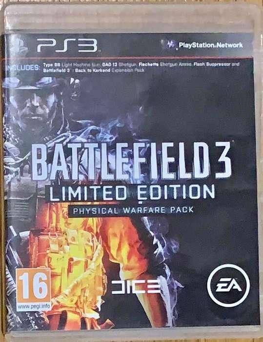 Ps3 Battlefiled 3