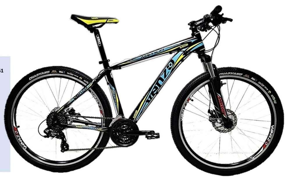 Bicicleta Venzo 27.5 Oferta