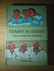 Libro Tiempo de Rugby