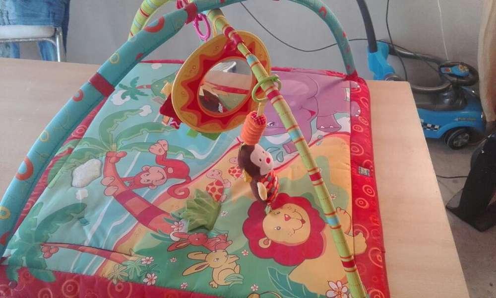 V Endo O Permuto Gimnacio para Bebes